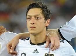 Euro 2012: Mesut Ozil Germany national team  1000 Goals