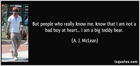 Im Not Bad Person Quotes
