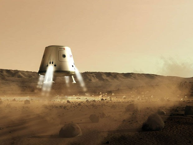 Mars On