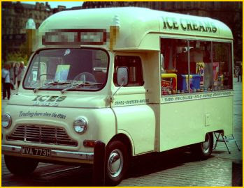 This isn't a Citrone's van. According to the internet, Citrone's never existed. Good.