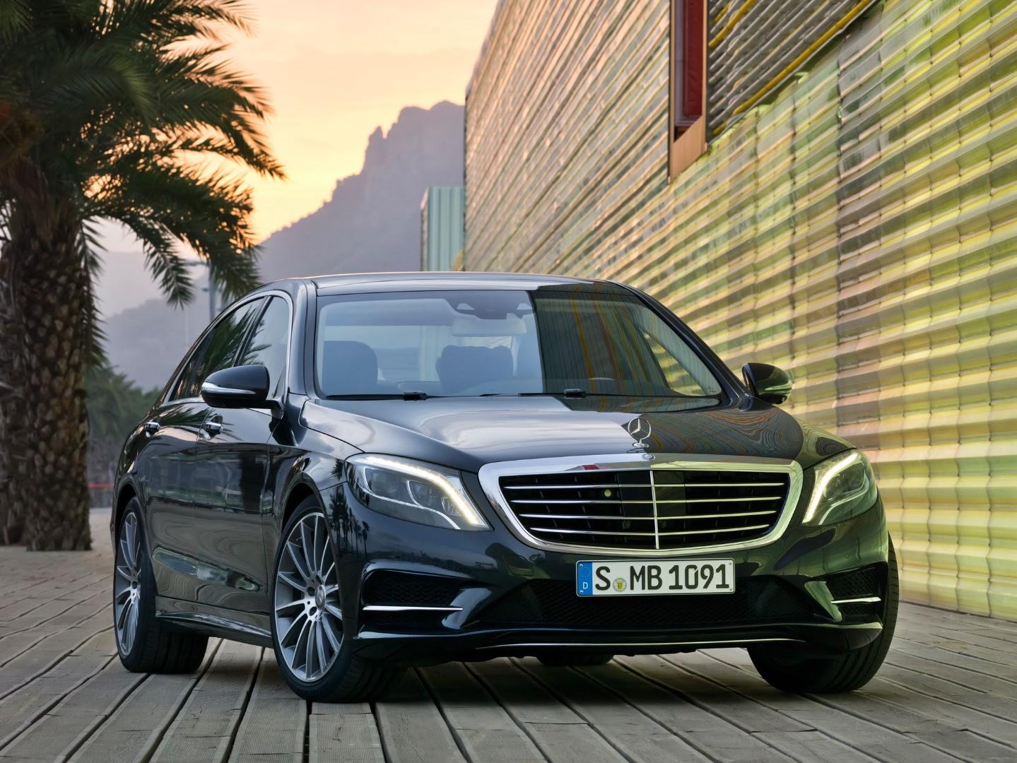 Mercedes-Benz S350 BlueTec Review by CAR - autoevolution