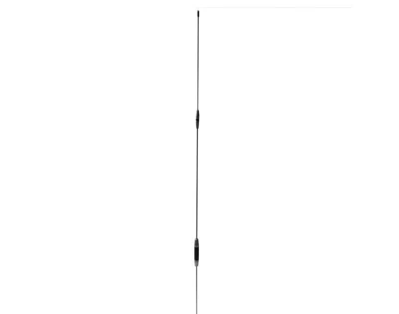 Super stainless steel SG-7500 144 430MHz UHF VHF dual band radio car antenna