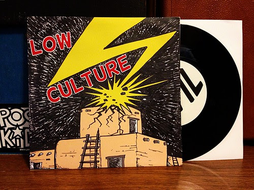 "Low Culture - Evil 7"" by Tim PopKid"