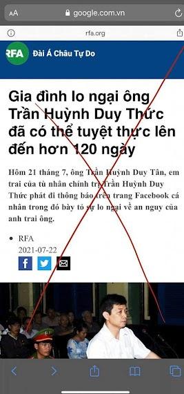 Trần Huỳnh Duy Thức tuyệt thực: Không ai tắm hai lần trên một dòng sông