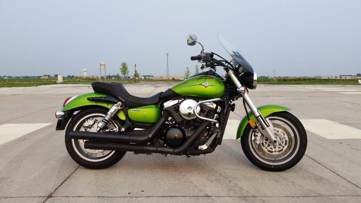 Kawasaki Vulcan 1600 Mean Streak Motorcycles For Sale In