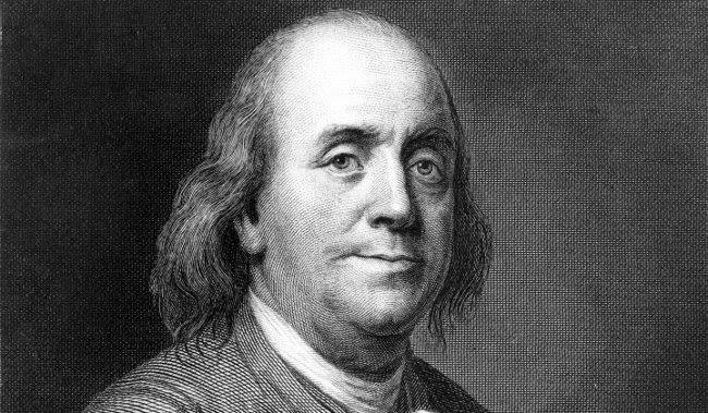 Benjamin Franklin: Luôn lên kế hoạch