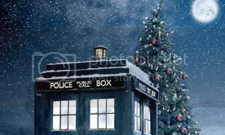 Doctor Who - Christmas 2010