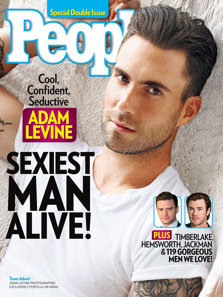 Adam Levine : People's Sexiest Man Alive 2013 photo adam-levine-768.jpg