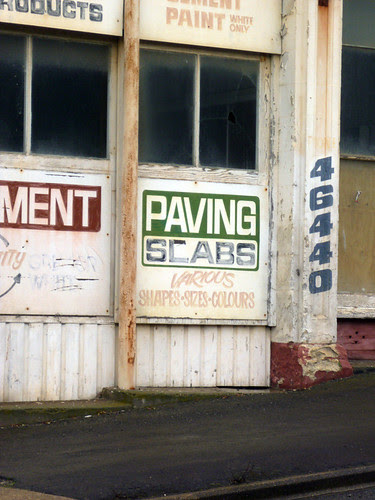 paving scabs
