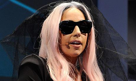 lady gaga january 2011. Lady Gaga in January 2011.