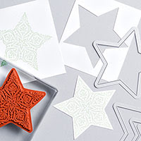Bright  Beautiful Stars Wood-Mount Bundle