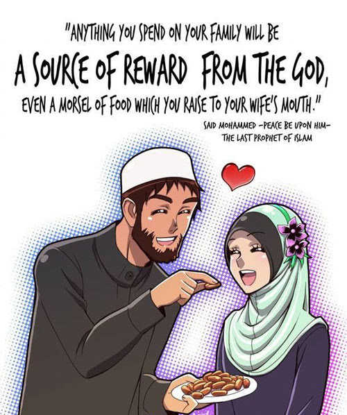 Image result for romantic muslim couples quotes