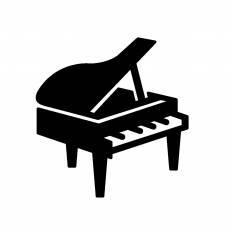 ピアノ 白黒 フリー 猫 シルエット 素材 Wwwthetupiancom