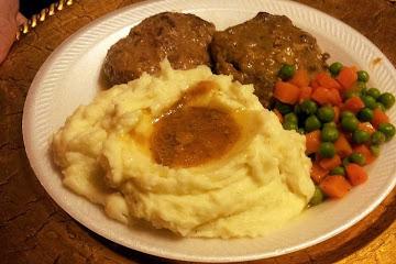 How to Make Any-night-of-the-week Grandma's Salisbury Steaks and Gravy