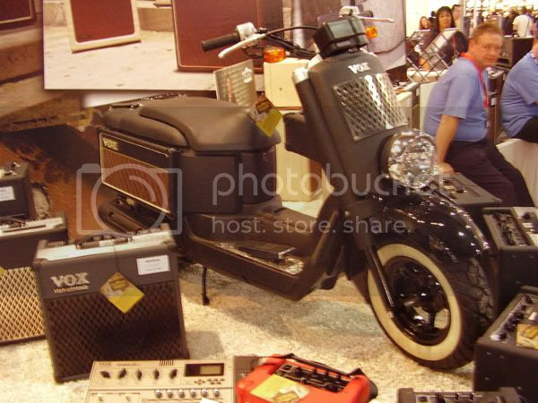 The Vox Scooter!