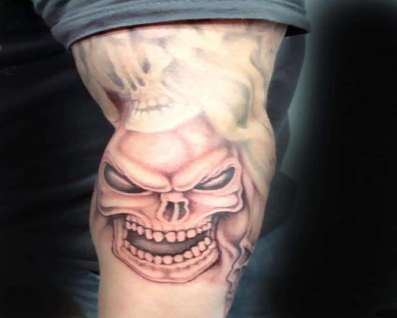 Tatuajes De Santa Muerte Conoce Su Simbologia Y Significado