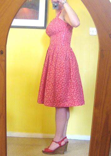 Sis Boom Jamie dress side