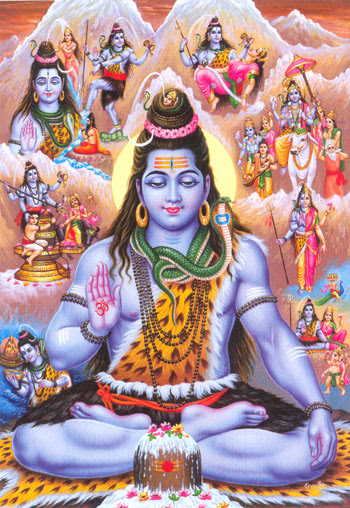 Lord Shiva Pictures Graphics Myspace