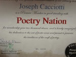 Poetry Nation certificate