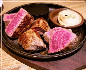 日本橋で、がっつりお肉。