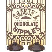 chocolate para chupar