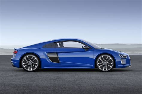 The Audi R8 e tron, Like The Tesla Model S, Uses 18650 Battery Cells
