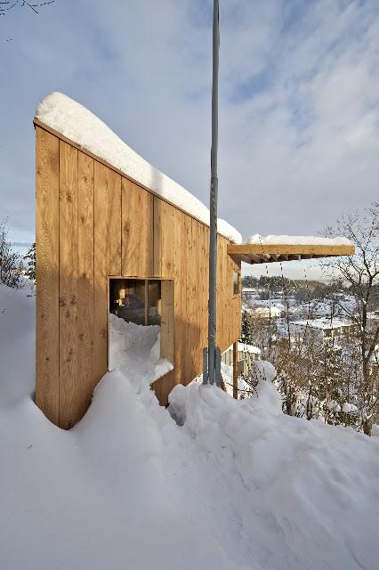 Cabaña del Escritor - JVA, Arquitectura, diseño, casas