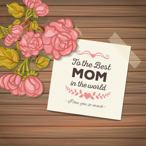 To The Best Mom In The World I Love You So Much Pictures Photos