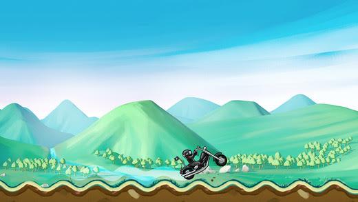 Bike Race Screenshot