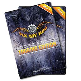 1995 1998 Harley Davidson Repair Owner Part Manuals