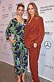 stella mccartney buddies up with kenya kinski jones at designer for tomorrow fashion 02