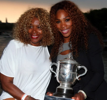 Serena Williams writes a heart touching letter to mom after having a baby with her fiancee