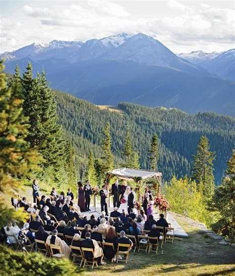 10 Affordable Wedding Venues for All Budgets   Aspen
