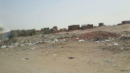 صحافة المواطن ، صور وابعت،   منطقة اثرية،مقلب للقمامة ، ماوى للكلاب ، المنطقة الجنوبية، اسيوط  (12)