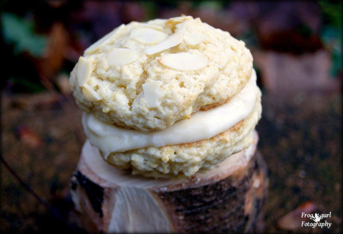 3.2, Apple Almond Whoopie Pie