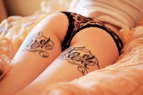 Tattooscom The Top 9 Sexiest Tattoo Placements On Women
