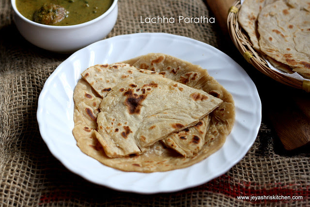 laccha- paratha
