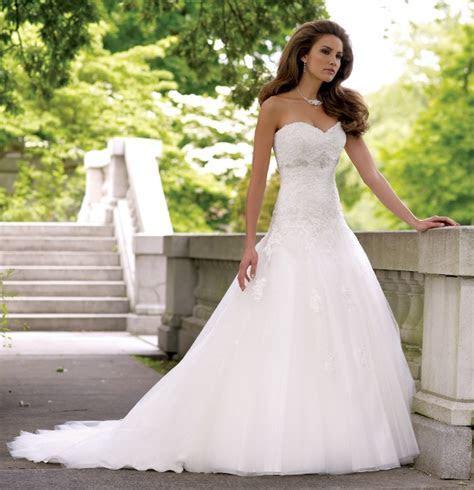 Fashion Trend Of Summer Wedding gowns 2015