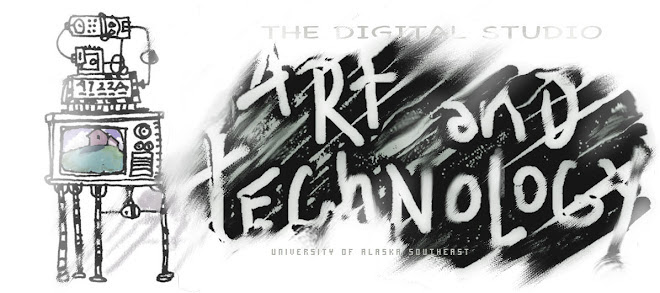 the digital studio: Art and Technology