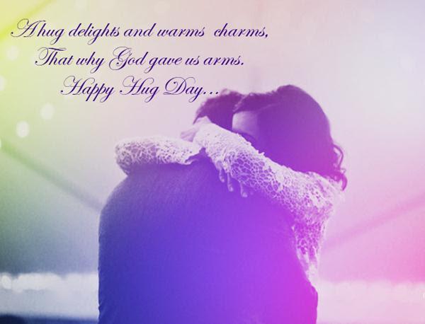 Happy Hug Day Romantic Quotes Mount Mercy University