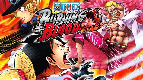 One Piece Burning Blood Free Download   CroHasIt