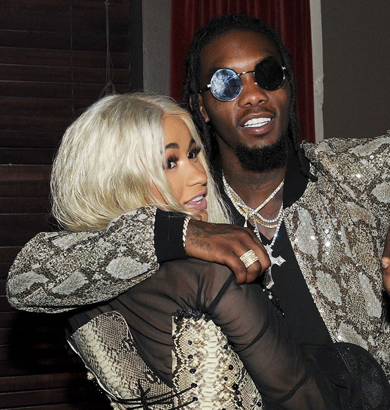Cardi B: 'NYPD Cop put me in a chokehold'