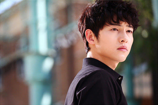 Song Joong Ki in Nice Guy - Korean Actors and Actresses