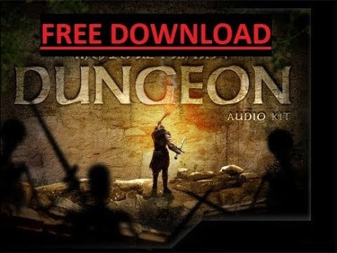 Dungeon Audio Kit - Medieval Fantasy (Music+Ambience+FX)