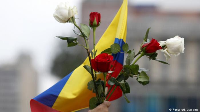 Kolumbien Proteste gegen die Regierung