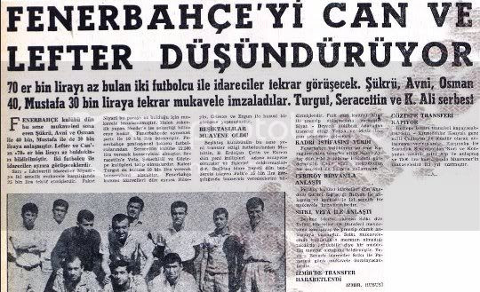 Lefter ve Can
