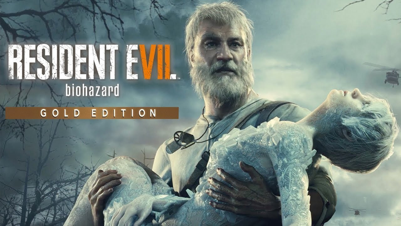 Resident Evil 7 Biohazard Gold Edition + 12 DLCs Free Download