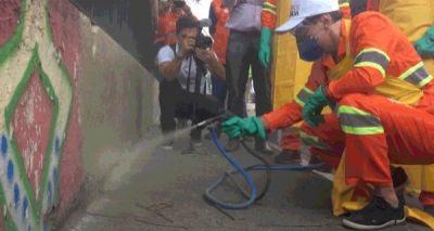 Decisão judicial proíbe João Doria de apagar grafites em São Paulo