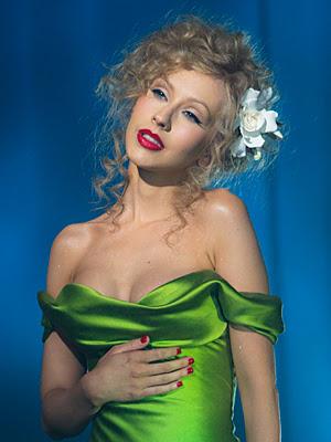 christina aguilera burlesque shoes. Christina Aguilera