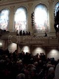 Philharmonia Baroque Orchestra, 12.14.2012 Audience at Philharmonia Baroque Orchestra at Herbst Theatre.